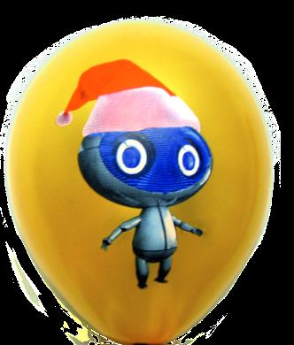 Balonky s potiskem CMYK
