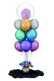 Balonkova dekorace